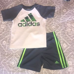 Adidas Toddler Two Piece Set